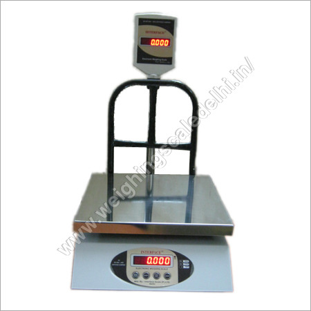 Bench Platform Weighing Machine