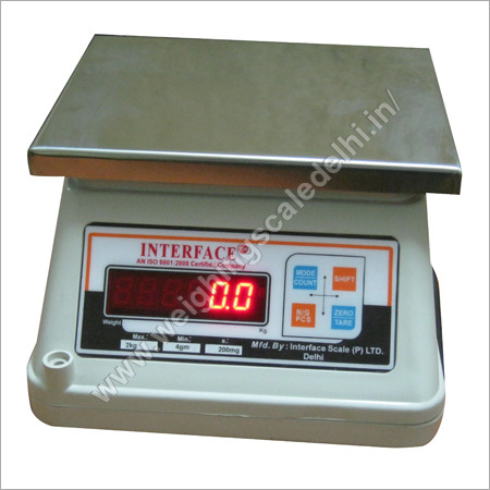 Plastic Counter Scale
