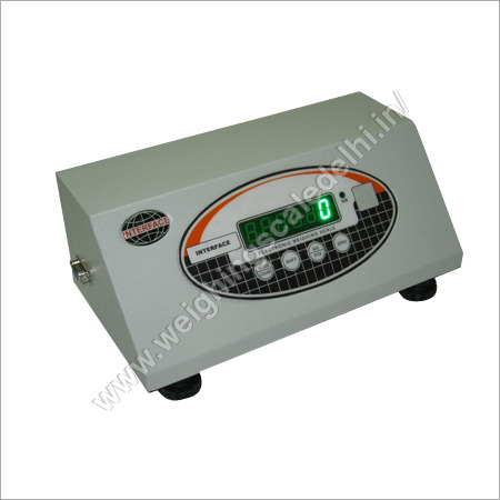 Portable Weighing Indicator