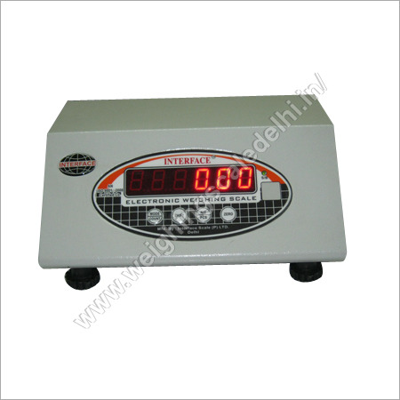 Weighbridge Weight Indicator