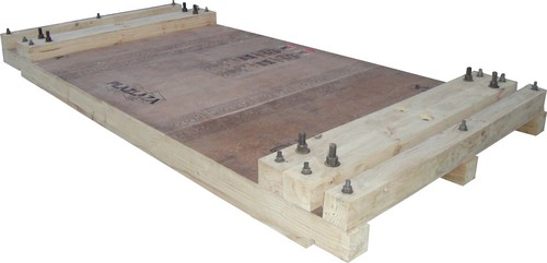 Chillers Pallets