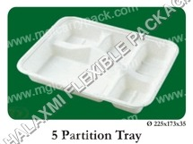 5 Parrtition Tray