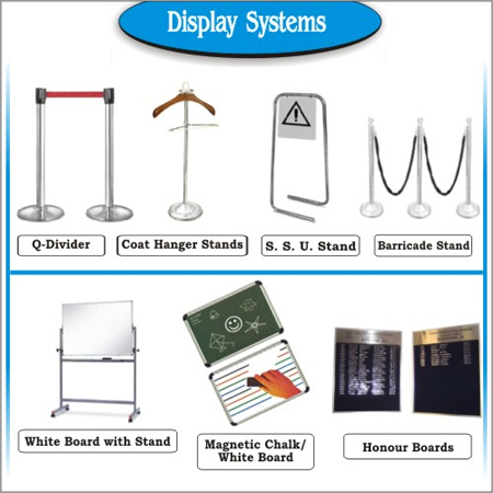 Commercial Display Stands