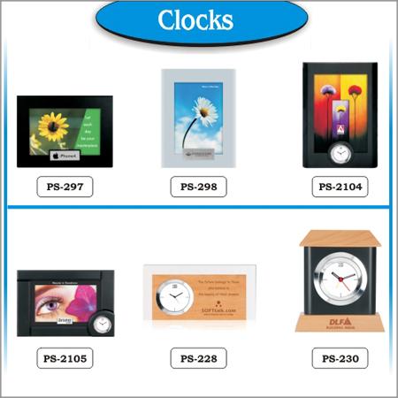 Corporate Table Clocks