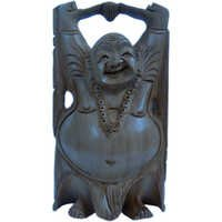 Little India Good Luck Sign Laughing Buddha Handicraft Gift 166