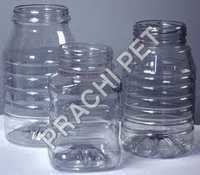 Customized Pet Plastic Jars