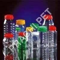 Moulded Plastic PET Jars