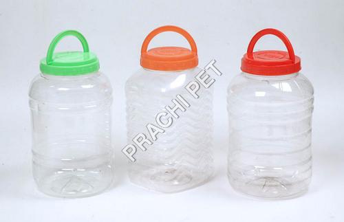 Heat Resistant Plastic Jars