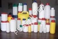 HDPE Shampoos Bottle