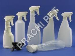HDPE Spray Bottles