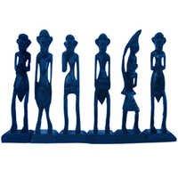 Little India Antique African Zulu Tribal Men Handmade Gift -186