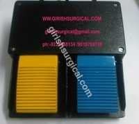 Double Paddle Foot Switch With Cut & Coag Mode (Paddle)