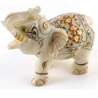 Marvel In Marble - Elephant