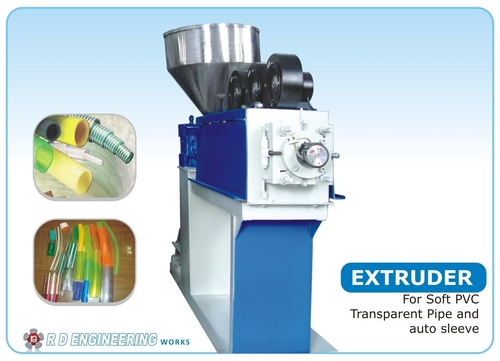 PVC Foam Pipe Extruder Machine