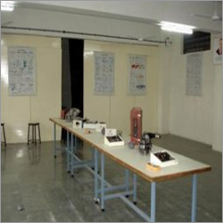 Physics Lab Set Up