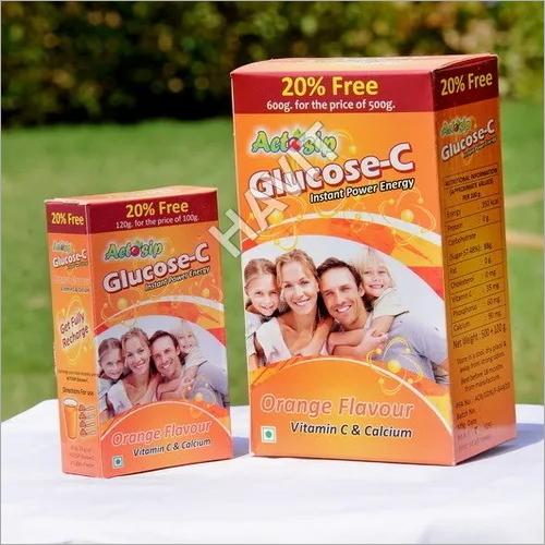 Glucose C Orange Powder
