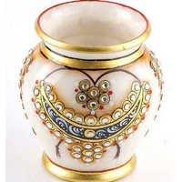 Marvel in Marble - Utility Vase