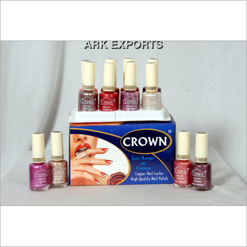 Crown Nail Polish