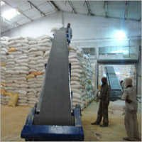 Bag Loading Portable Stacker