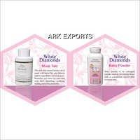 White Talcum Powder