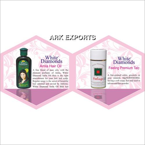 White Diamond Talc Powder