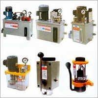 Motorised Lubrication Pump