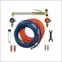 Gas Welding Pipes