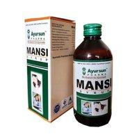 Ayurvedic herbal MANSI Syrup