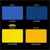 Exterior Applications Shade Card