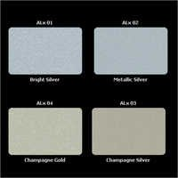 Exterior Colour Applications Shade Cards