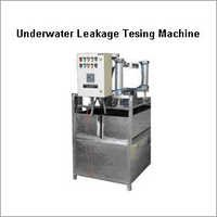 Underwater Leakage Testing Machine