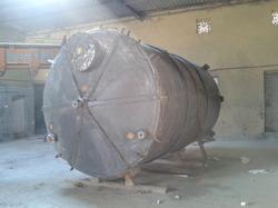 PVDF FRP Tanks
