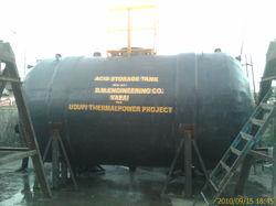 Horizontal FRP Tank