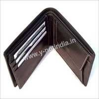 Bi-fold Leather Wallets