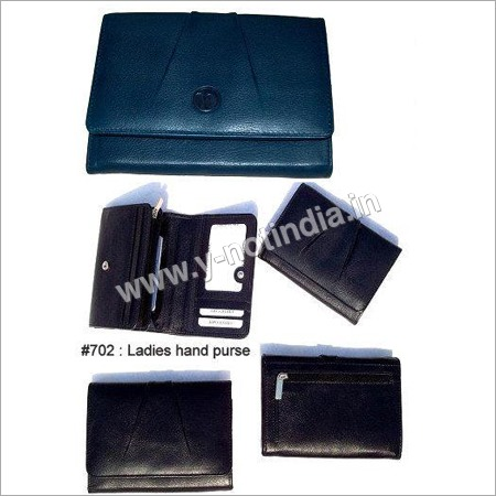 Ladies Leather Wallet Purses