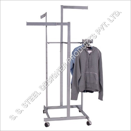 Steel Display Stand