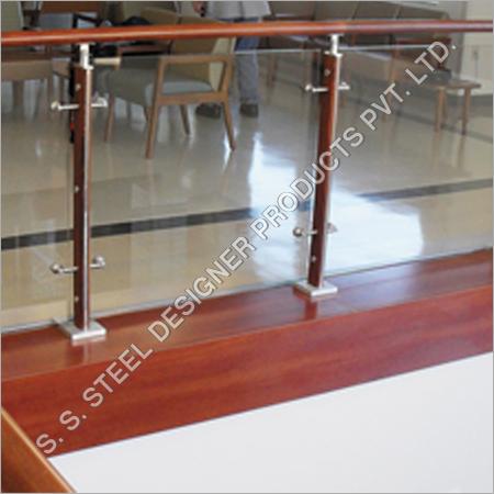 Steel Wood Railing