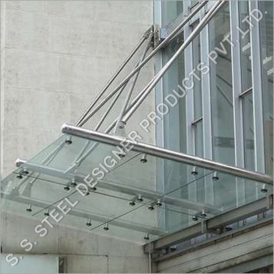 Steel Glass Canopies