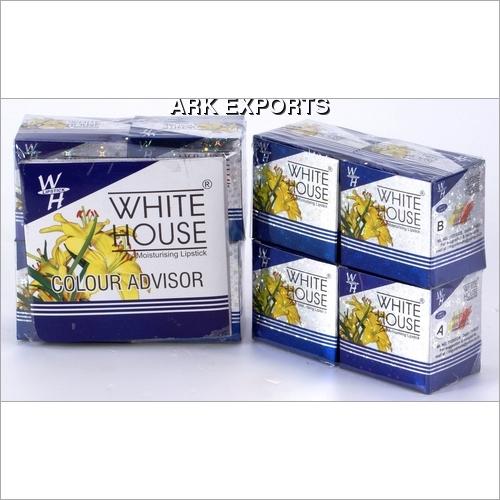 White House Lip stick 12 pcs & 48 pcs pkg.