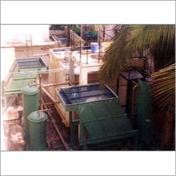 Pre Fabricated Compact Effluent Treatment Plants