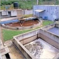 Extended Aeration Sewage Treatment Plant