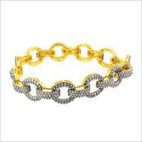 Pave Diamond Bracelets