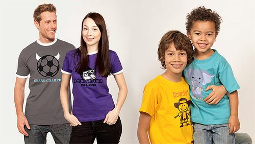 Fancy Kids T Shirt