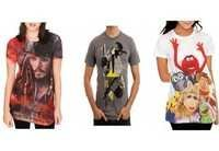 Designed sublimation t shirts