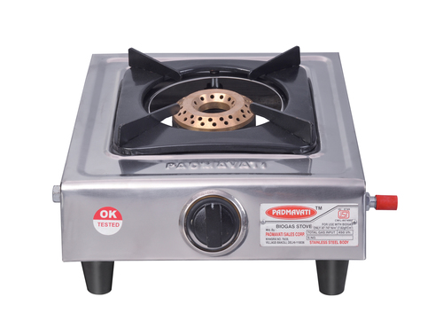 Single Burner Biogas Stove