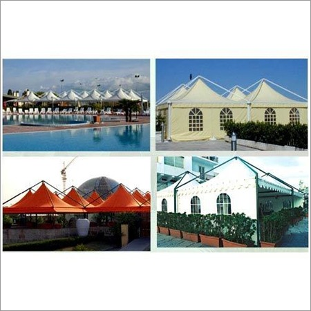 Luxury Exhibition Tent