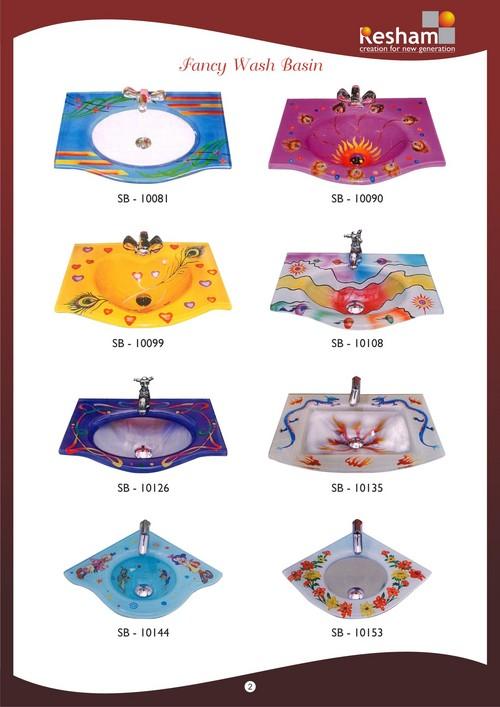 Decorative Wash Basin