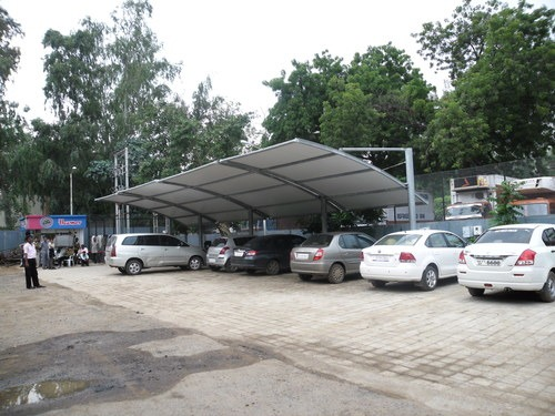 Designer Car Parking Shelters