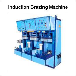 Induction Brazing Machinery