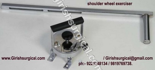 Shoulder Wheel and Wrist Exercise  (Wall Mounting)Shoulder Wheel (Wall Mounting)